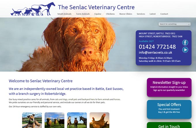 Senlac Veterinary Practice