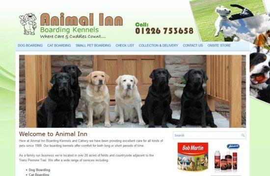 Animal Inn Boarding Kennels